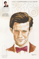 Doctor Who The Eleventh Doctor Adventures: Year Two #14 (Cover C)